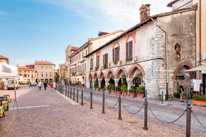 Lake Maggiore Sightseeing