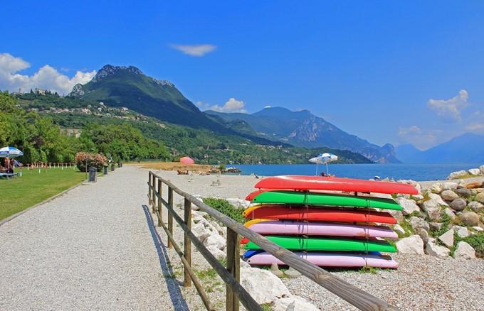 Lake Maggiore beaches