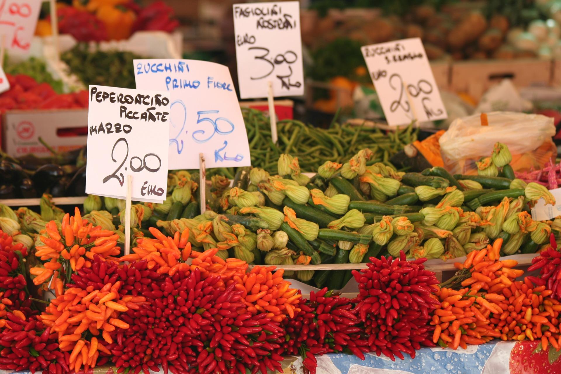 Shopping in Sicily