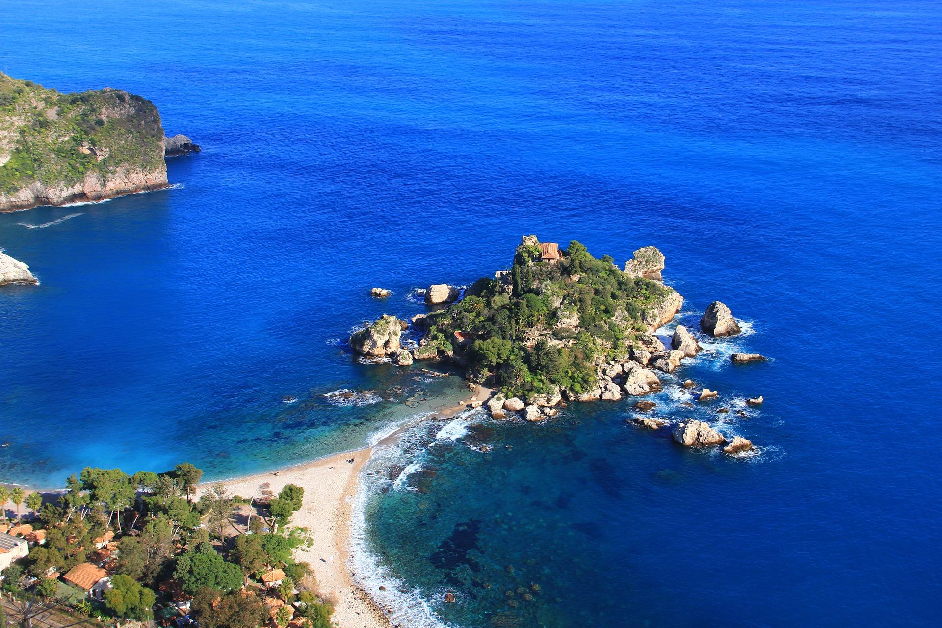 Beaches in Sicily